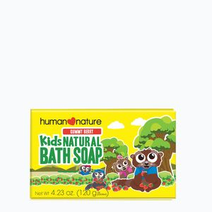 Human Heart Nature Kid's Bath Soap GUMMY BERRY