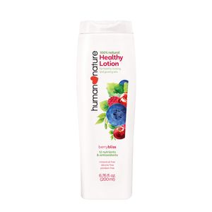 Human Heart Nature Healthy Lotion BERRY BLISS *REFORMULATED 2018*