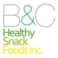 B&C Healthy Snack Foods Logo